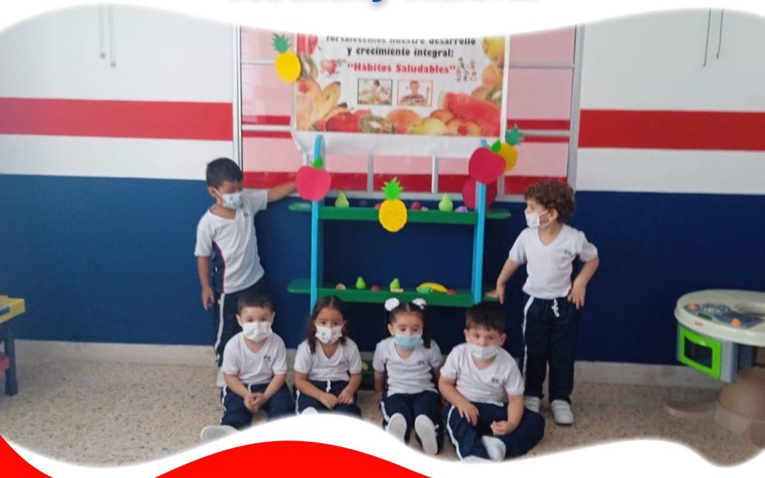 Jornada de Hábitos Saludables Beginners y Preescolar